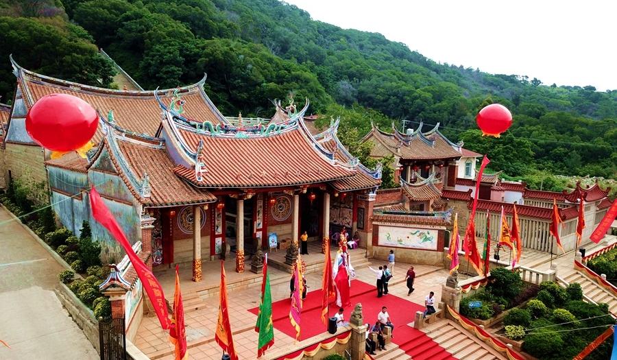 泉州惠安举行海峡两岸青山王信仰文化交流活动
