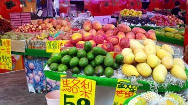 臺水果價格暴跌:因兩岸關係不佳