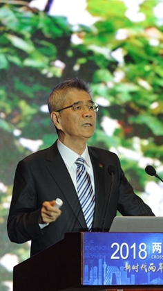 周俊吉:企業在經濟成長同時應做到社會和諧、環境永續