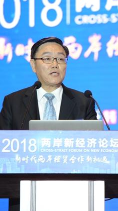 韋俊賢:大陸巨大市場機遇成就民族企業發展壯大