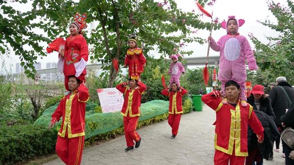 2019年海峽兩岸民俗文化節在福州舉行
