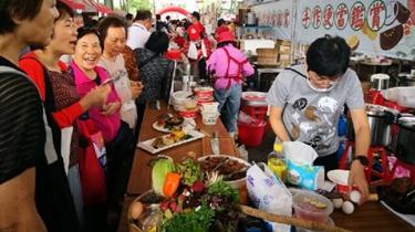 重現市集魅力:臺北傳統市場節登場