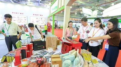 第六屆海峽(漳州)茶會開幕