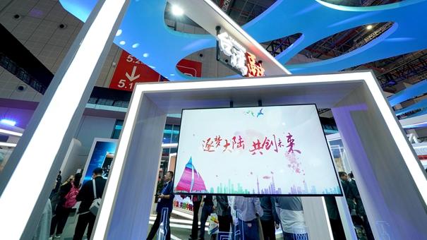 探訪中國館臺灣、澳門和香港展區