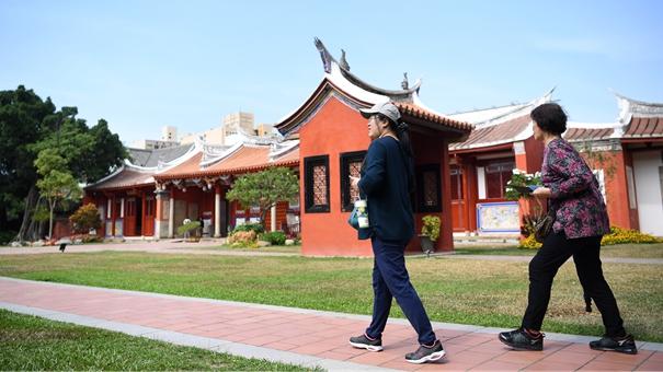 臺灣最早孔廟整修過半 古法傳承中華文化