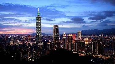 臺灣迎來2020年第一場雪