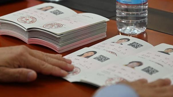 福州舉行直接採認臺灣地區職業資格證書授證儀式