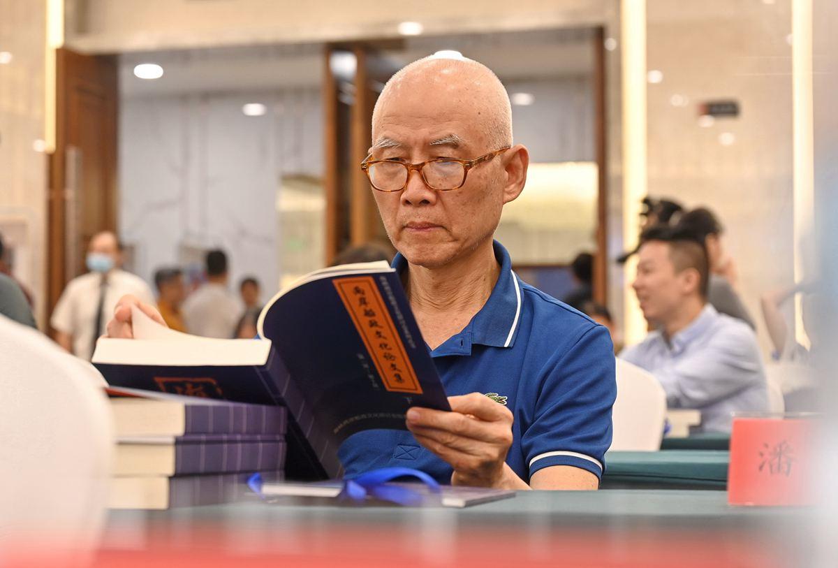 第十一届两岸船政文化研讨会在福州开幕