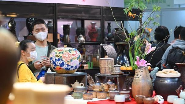 第十四屆海峽兩岸茶業博覽會在武夷山舉行