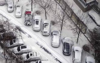 烏魯木齊迎來降雪