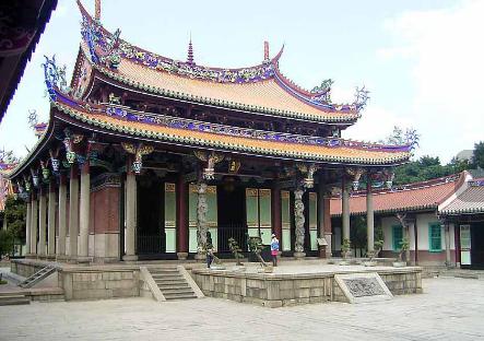 臺北孔廟的前世今生