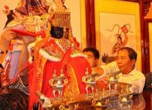 臺媒:張志軍訪臺將贈鹿港天後宮一尊漆器媽祖