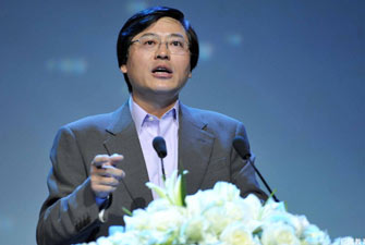 聯想楊元慶:個人電腦業務仍趨樂觀
