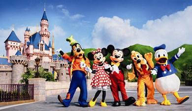兒童節:讓我們一起全景體驗夢幻的上海迪士尼吧