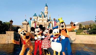 上海:迪士尼樂園再添新項目