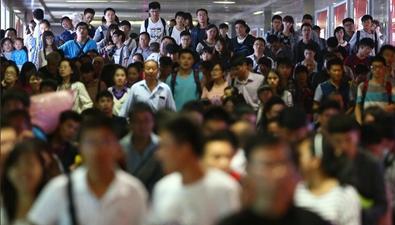 國慶假期將至 鐵路將迎客流高峰