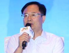 中国保健协会副理事长周邦勇在高峰对话发言