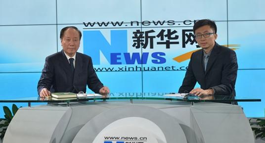 朱士俊談遠程醫學助力健康中國建設