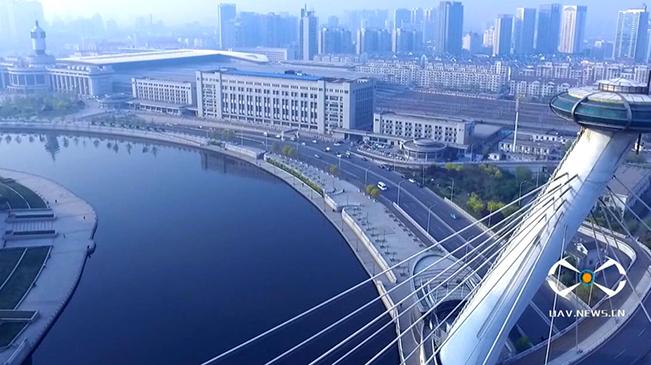 无人机视角下的京津冀协同发展