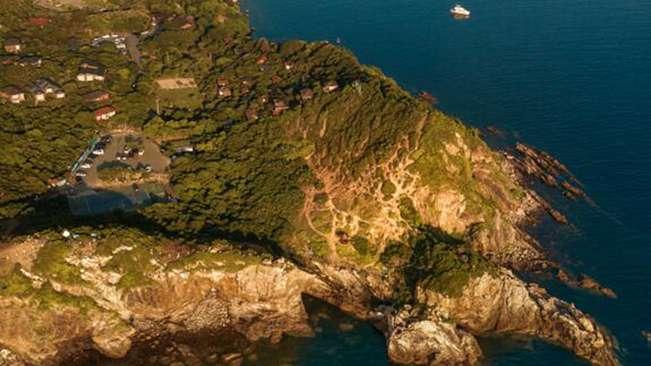 無人機之旅|大鵬半島 4珊瑚群 愛上深圳的航拍在這兒