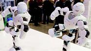 東京國際機器人展:機器人時代,你準備好了嘛?