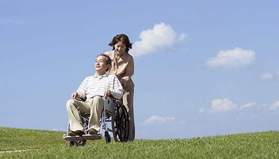 """""""共享輪椅""""助力健康中國"""