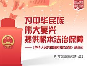 《中華人民共和國憲法修正案》誕生記