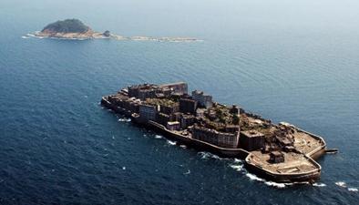 日軍艦島隱藏歷史吸引遊客
