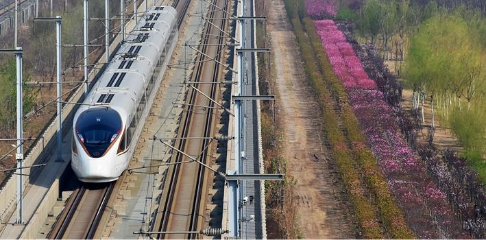 """列车运行图今起调整 多地开通赴京""""复兴号"""""""