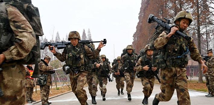 陸軍:速戰速決 特戰分隊遠程破襲演練