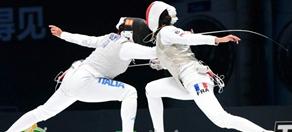 擊劍世錦賽決出女花男重個人冠軍