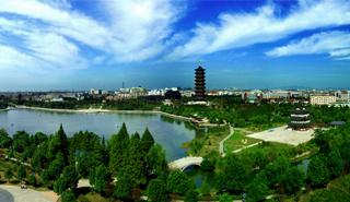 春到葛仙湖