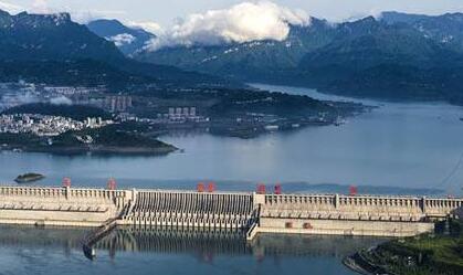 三峽水庫:175米試驗性蓄水一周 庫區水質總體穩定