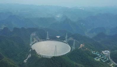 中國天眼已發現44顆脈衝星