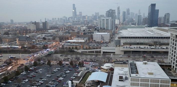 美國芝加哥發生槍擊 多人受傷