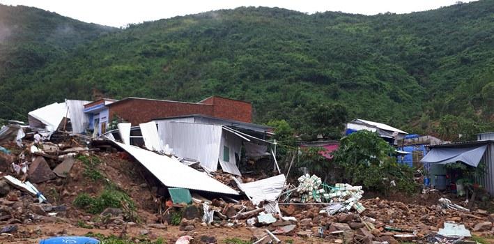 越南:中南部連日暴雨 已致14人死亡