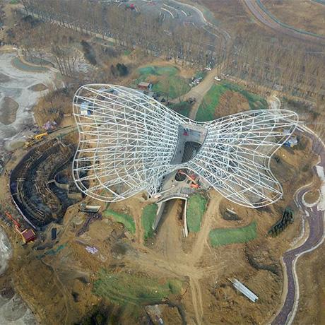 北京世園會整體建設情況