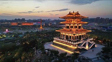 生態中國·燕趙碧波賽江南