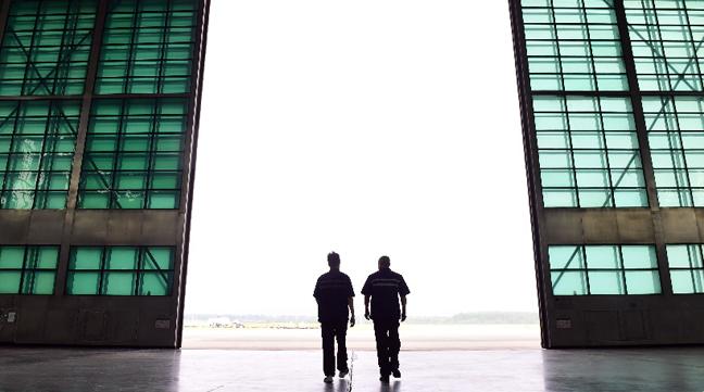 父親節,走近民航飛機維修父子兵……