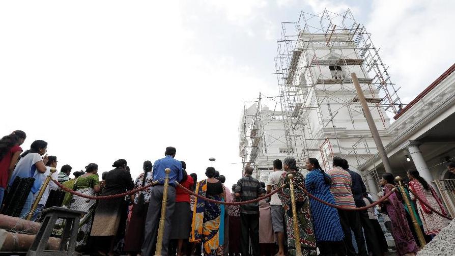 斯裏蘭卡再次延長全國緊急狀態