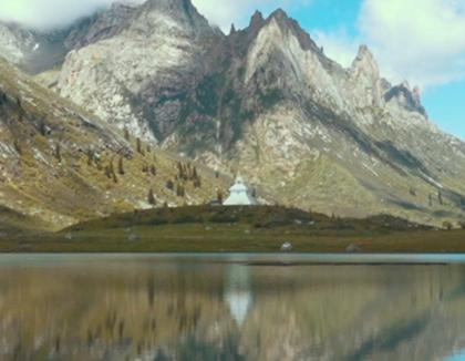 雪山凈土 一路驚奇