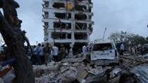 索馬裏:南部一酒店遭恐怖襲擊 數十人傷亡