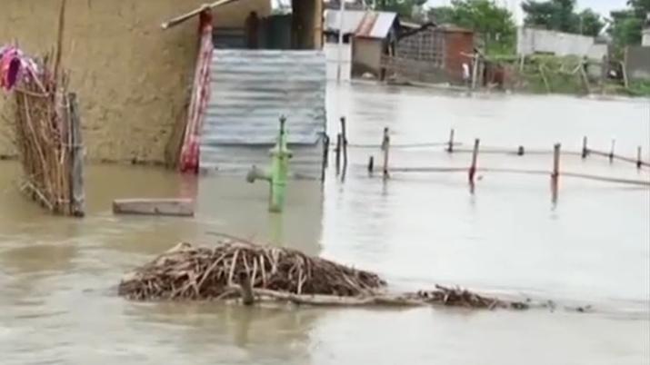 尼泊爾:洪水和泥石流災害致55人死亡
