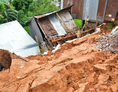 南亞三國暴雨成災