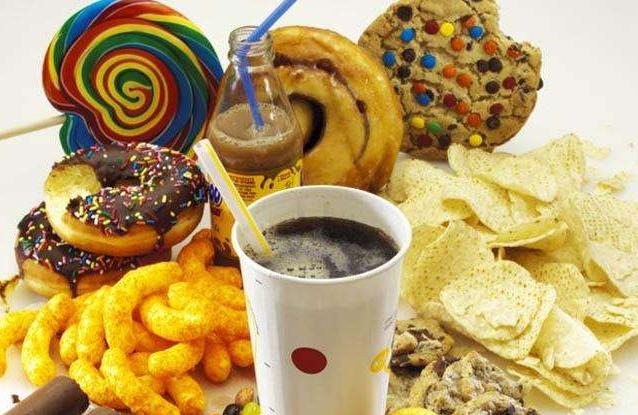 合理膳食 拒絕高鹽高油高糖