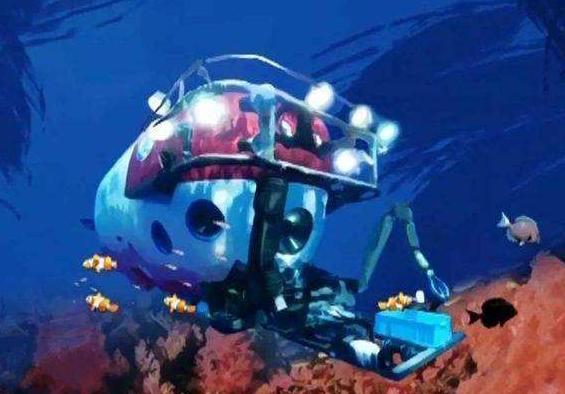 """""""深海勇士""""海底2000米發現大量海洋垃圾"""