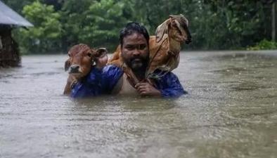 尼泊爾:洪災已致90人死亡 29人失蹤