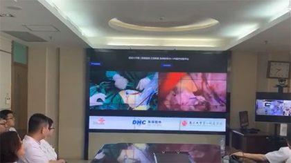 "5G+VR手術直播 第一視角看清""每一刀"""