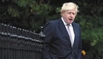鮑裏斯·約翰遜當選英國保守黨新黨首