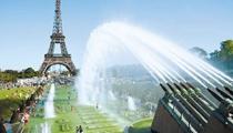 法國:巴黎72年高溫紀錄今或被刷新